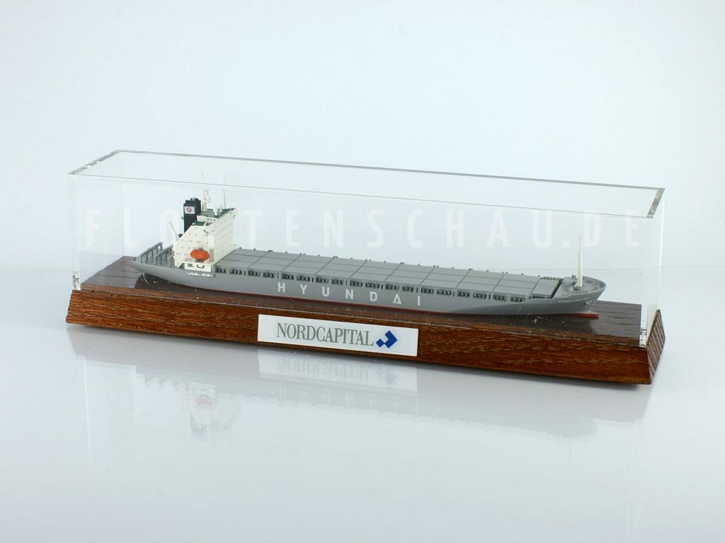Hyundai Of Longview >> Flottenschau Modellshop | Containerschiff Hyundai Longview ...